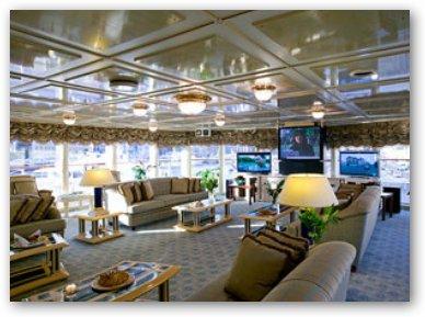 Yacht Entertainment Room