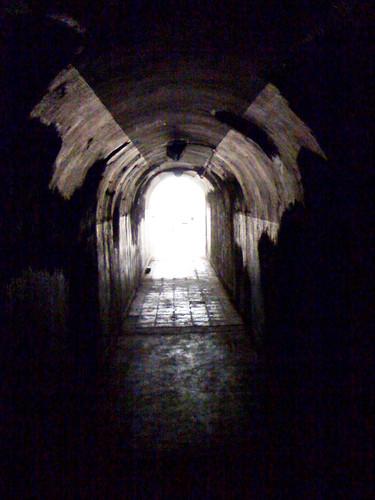 Philtower Underground Tunnel