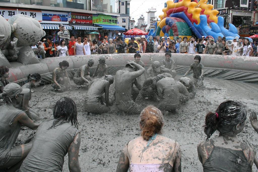 Asian bikini fest
