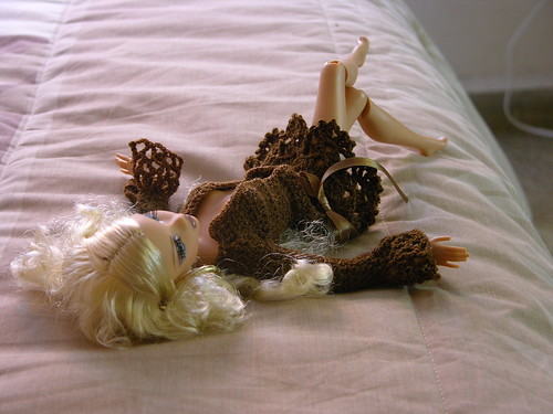 MY SCENE BARBIE by Angel Oscuro.
