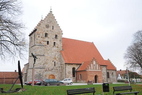 Simrishamnの教会