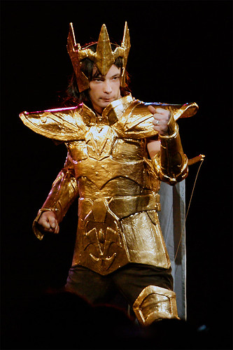 Saint Seiya Seiya Cosplay Fotos