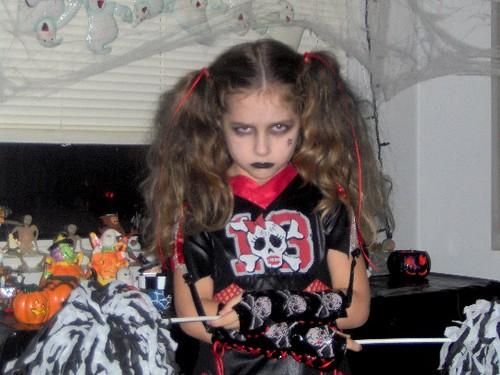 Brooke Halloween 2008 2