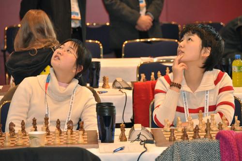 Tan Zhongyi and Shen Yang
