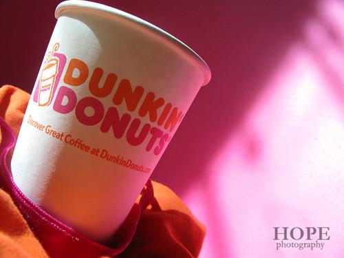 DUNKIN' DONUTS ,,