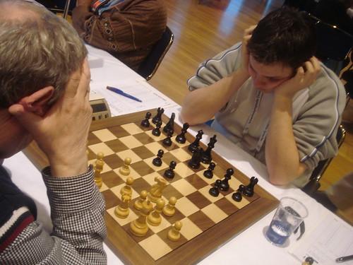 Sergej Salov vs Joan Fernandez