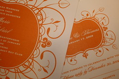 Ooh! La! La! Invitation Detail