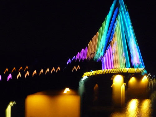 Bridge Night Lights 01