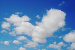 Cloudy Heart (Srch) Tags: blue cloud blanco azul heart cielo nubes nuvens corazn nube abigfave ysplix theunforgettablepictures cloudyheart