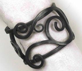 Wrought Nouveau Cuff