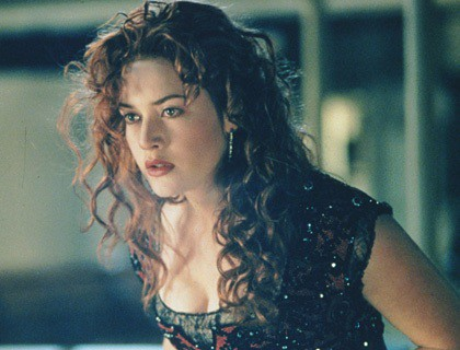 kate winslet titanic picture. Kate Winslet in Titanic