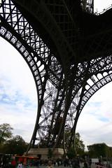 Eiffel Tower pilar
