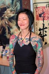 tattoo convention london 2007