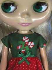 Candy Cane Dress