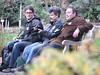 Gil, Eelco en Marc... (jansmetsfoto) Tags: antwerp antwerpen anvers smilingdavinci eelcokruidenier marcvc photowalkantwerpen2008 gilplacquet