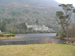 "The Benedicitine Abbey, ""Kylemore"""