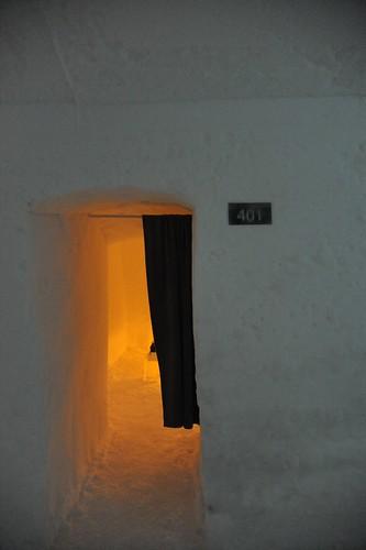 401号室入口