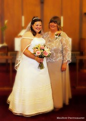 Mother and Daughter (meghuff) Tags: wedding august iowa picnik mhp ejwedding