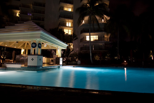 Aruba Marriott Pool