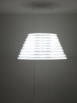 lamp shade lamp