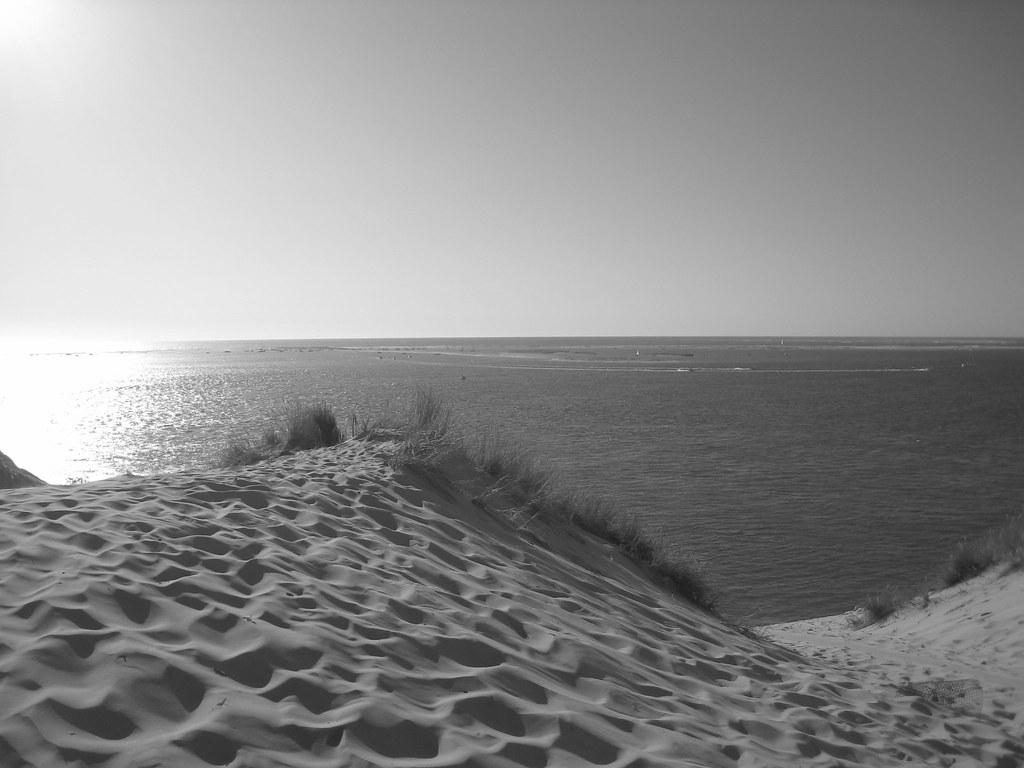 Sur la dune du Pyla