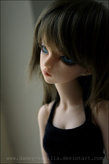 Hershey (Danny-Vanilla) Tags: mini hershey bjd fl freckles fairyland fee freckled mnf minifee rheia