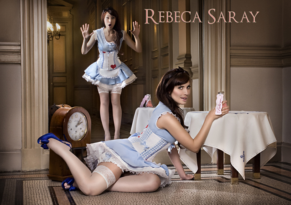 Rebeca Saray introp