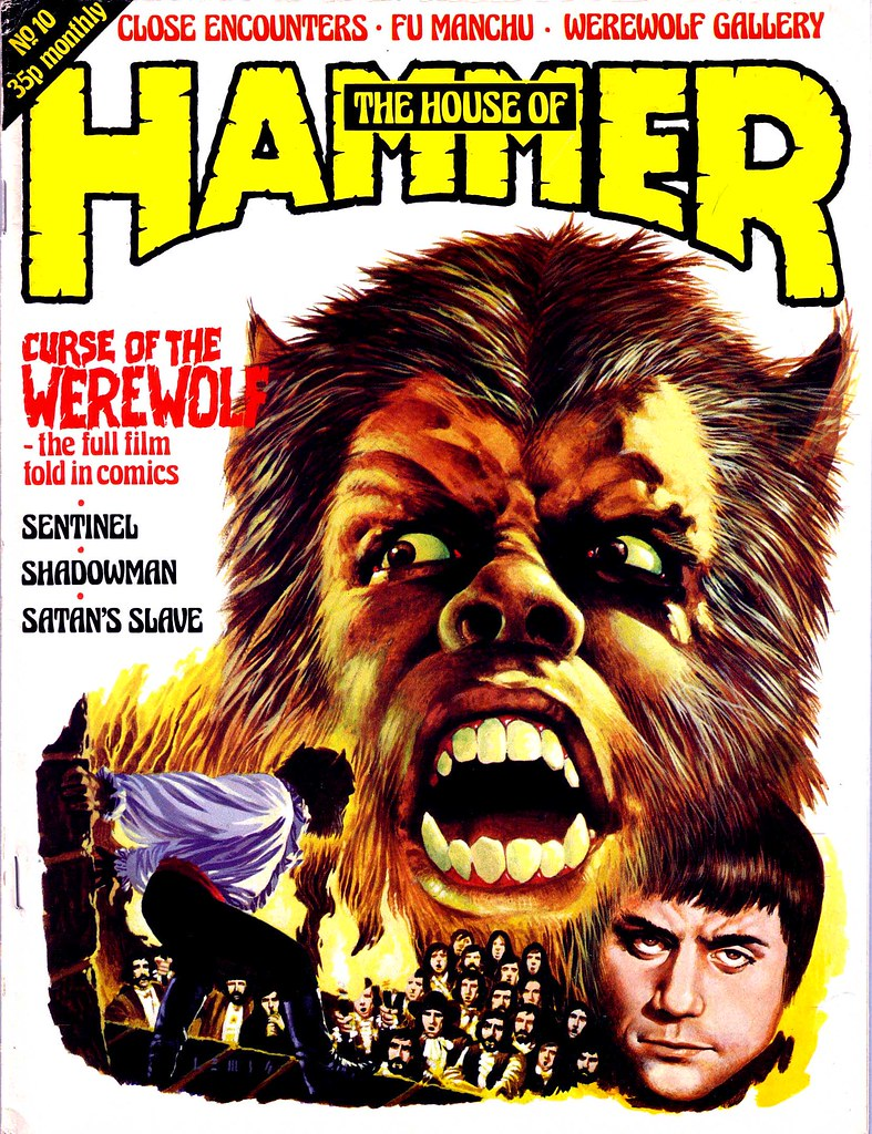 House Of Hammer Magazine - Issue 10 (1978)