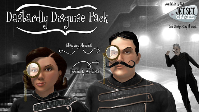 PlayStation Home: Dastardly