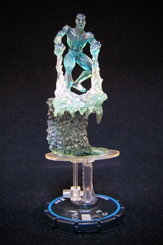 Marvel HeroClix Xplosion #38 Iceman - Experienced