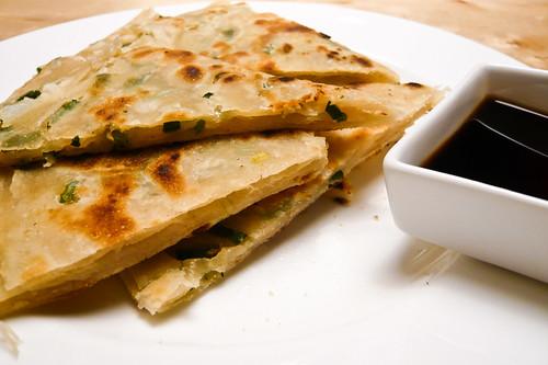 Migi's Kitchen: Chinese Scallion Pancake