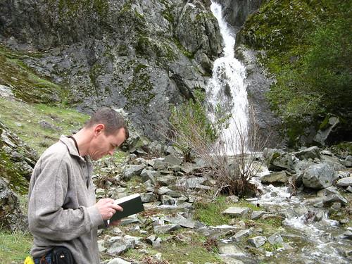 At Murietta Falls