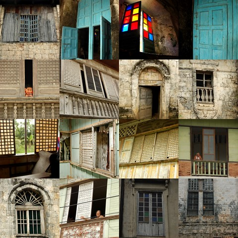 Windows to Bohol