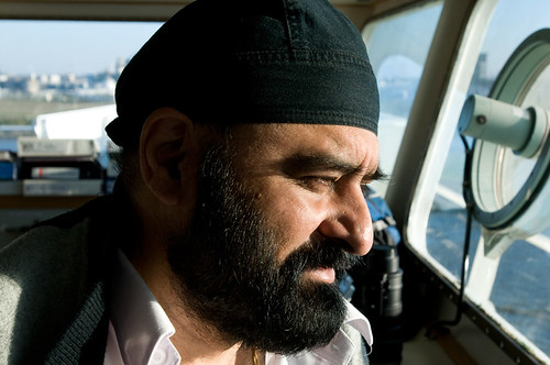 Captain Sambhi of the tanker Jag Laxmi.