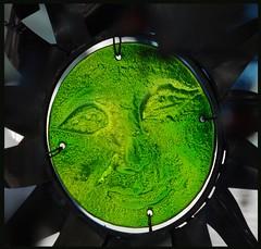 "Green sun (Jerzy Durczak (a.k.a."" jurek d."")) Tags: sun color green jurekd aplusphoto brillianteyejewel"