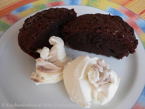 Schokoladenküchlein - gooey 004
