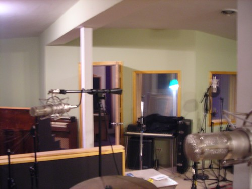 Mics Drums Studio