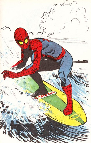 WEBSLINGER SURFER