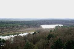 Groer und Kleiner Zillmann-See (ulf tielking) Tags: park national mritz mueritz mritznationalpark
