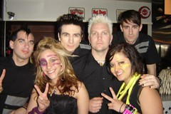 Every picture of you is when you were younger (thegirlnglass) Tags: peace musicvideo antiflag