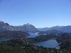 Bariloche - Cerro Campanario - Llao Llao - lac Nahuel Huapi