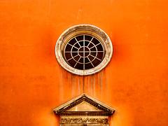 Into the Orange...