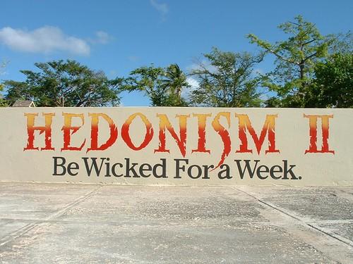 Hedonism II in Jamaica