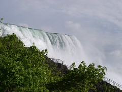 The Falls From Below- Full Size