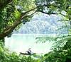 boatman (edit) (maninisid) Tags: fisher boatman bulusanlake