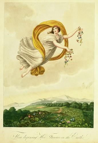 00-Flora es partidaria de residir en la tierra