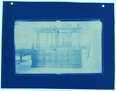 Untitled (Smithsonian Institution) Tags: glass booth empty storage faded installation boxes ticketcounter displaycase smithsonianinstitution thomassmillie smithsonianinstitutionarchives earlysmithsonian