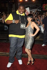 sean kingston and a cutie