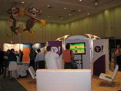 Yahoo Booth