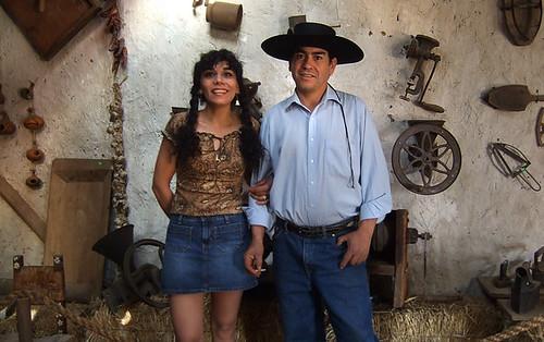 Miguel y Carmela